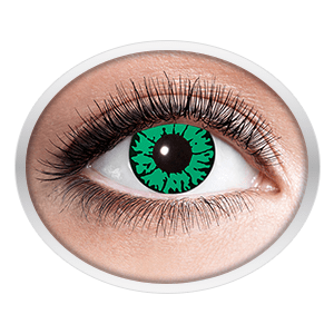 green contact lenses (Reptil) product image