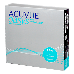 1-Day Acuvue Oasys with Hydraluxe 90 product image