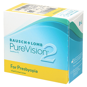 PureVision 2 for Presbyopia 6 product image