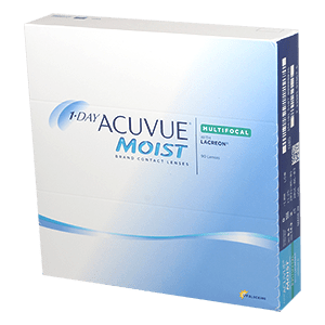 1-Day Acuvue Moist Multifocal 90