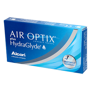 Air Optix plus Hydraglyde product image
