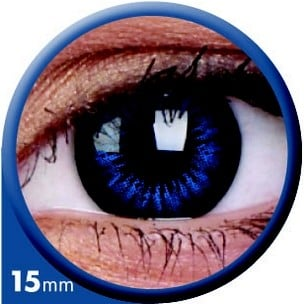 ColourVUE Big Eyes Cool Blue 2