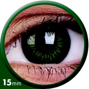 ColourVUE Big Eyes Party Green 2