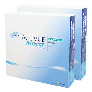 1-Day Acuvue Moist Multifocal 180