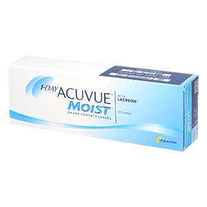1-Day Acuvue Moist 30