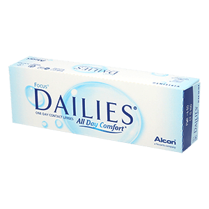 Focus Dailies All Day Comfort 30 product image
