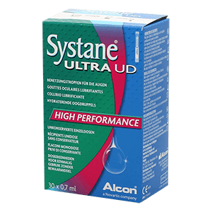 Systane ULTRA wetting drops 30 x 0.7 ml