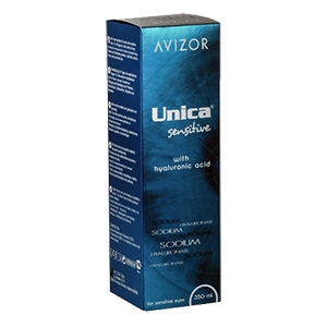 Avizor Unica 350ml rinsing solution product image