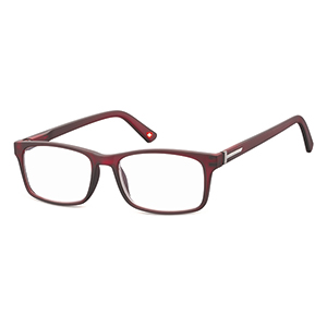 Computer Reading Glasses Sunrise Bordeaux product image