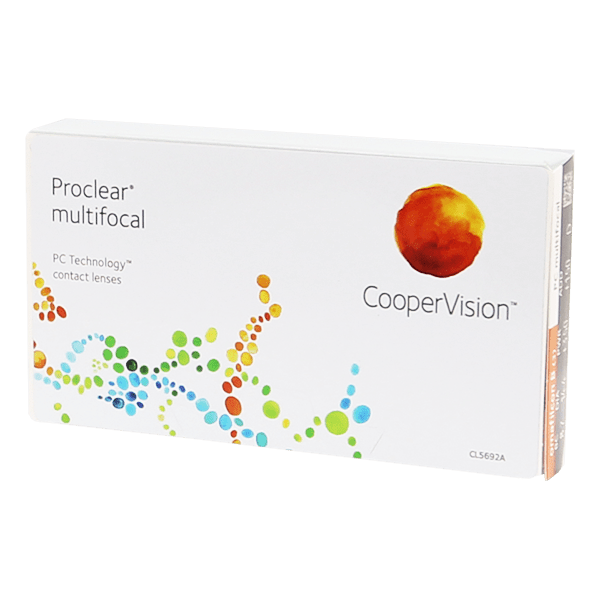 Proclear Multifocal 3