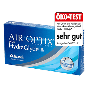 Air Optix plus Hydraglyde 3 product image