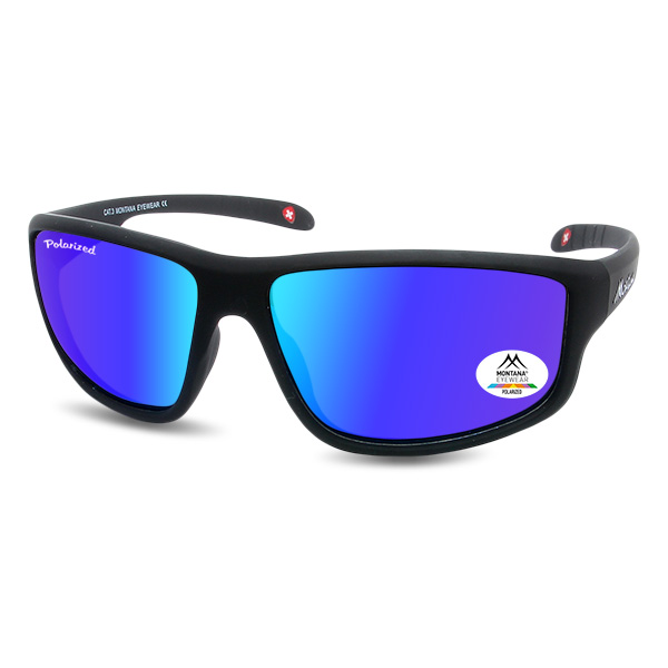 Sportbrille Outdoor Strong Blue Classic Size