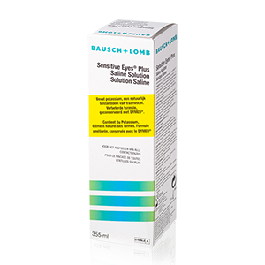 B and L Sensitive Eyes 355ml product image