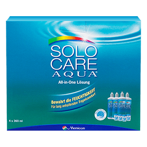 Solo Care Aqua - 4x360ml product image