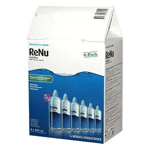 ReNu MultiPlus Jumbo Pack - 6 x 240ml product image