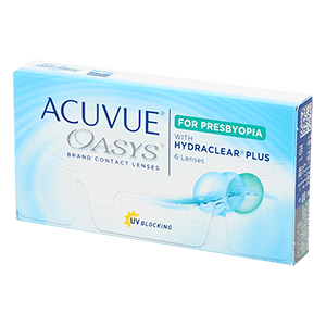 Acuvue Oasys for PRESBYOPIA 6