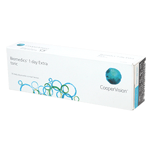 Biomedics 1 day extra Toric 30 product image