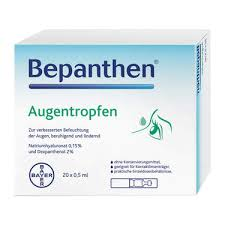 Bepanthen Eyedrops 20x0.5ml product image