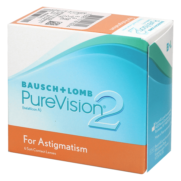 PureVision 2 HD for Astigmatism 6