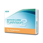 PureVision 2 HD for Astigmatism 3 product image
