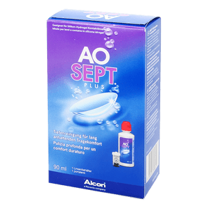 AOSEPT PLUS 90ml Travel Bag