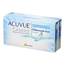 Acuvue Oasys for Astigmatism 12
