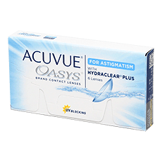 Acuvue Oasys for Astigmatism 6
