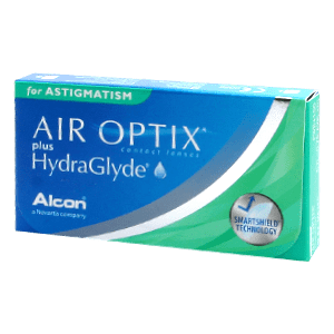 Air Optix plus HydraGlyde for Astigmatism 3