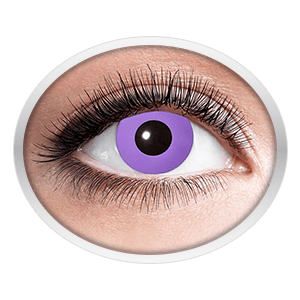 purple contact lenses (Purple Gothic)