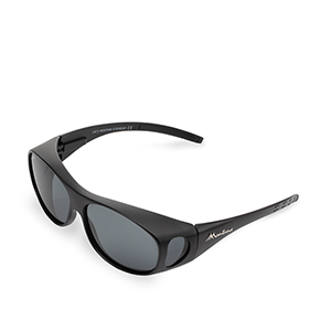 Fitover Sunglasses Black