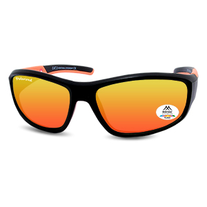 Sportglasses Outdoor Fancy Orange