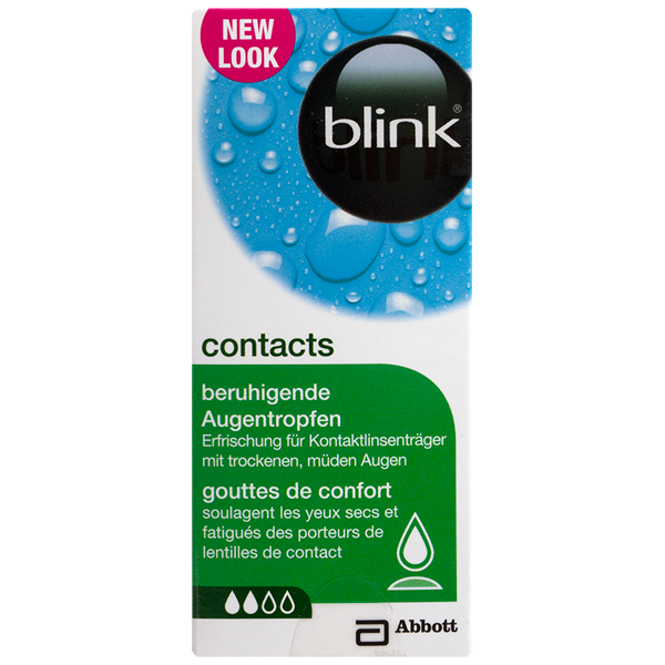 Blink contacts - 10ml