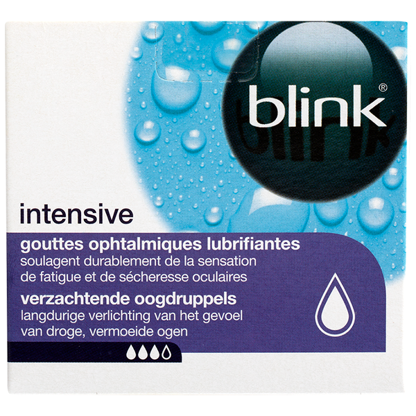 Blink intensive tears - 20 x 0.40ml