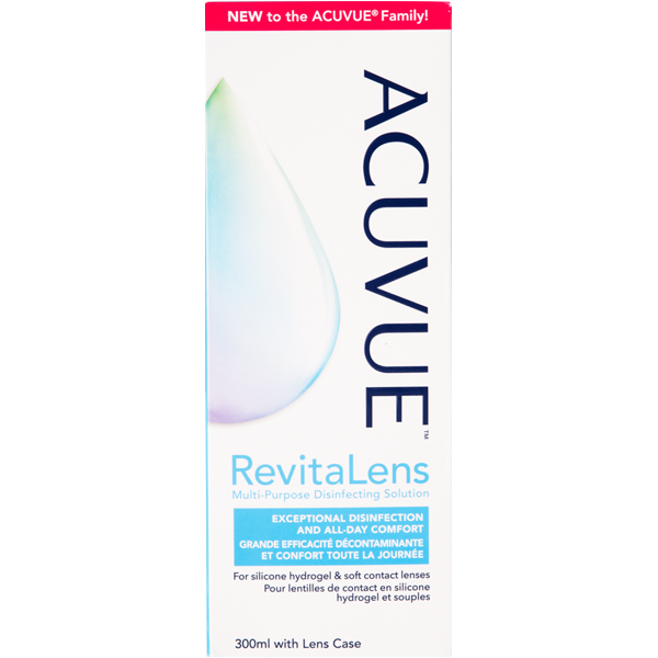 ACUVUE RevitaLens 300ml