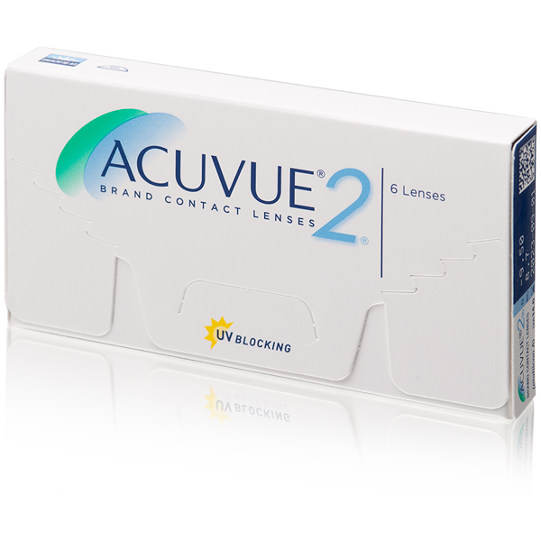 Acuvue 2 - 6