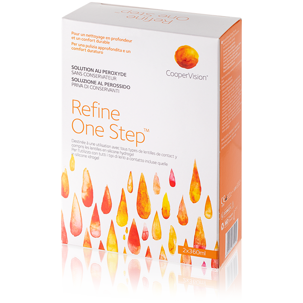 Refine One Step 2x360ml