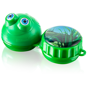 Optipak Lens Case Frog