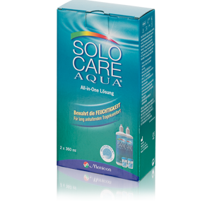 Solo Care Aqua - 2x360ml