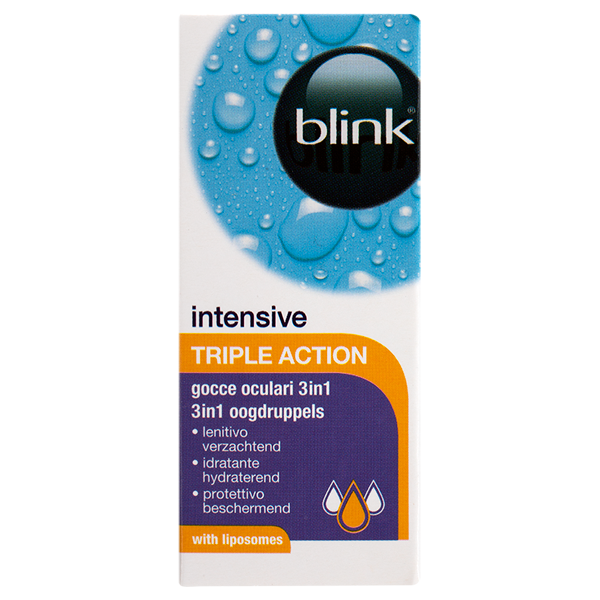 Blink intensive Triple Action